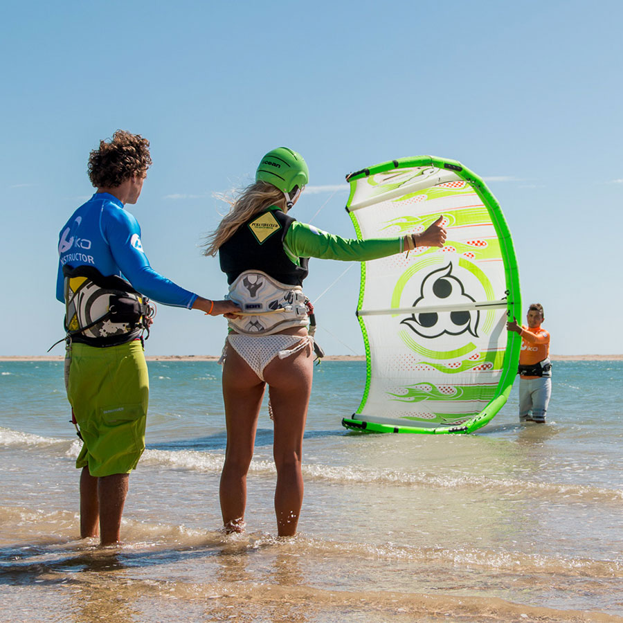 Discovery Lesson (Kiteboarder Level 1)